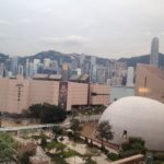 This was the view from my room in Hong Kong. Not bad, right?