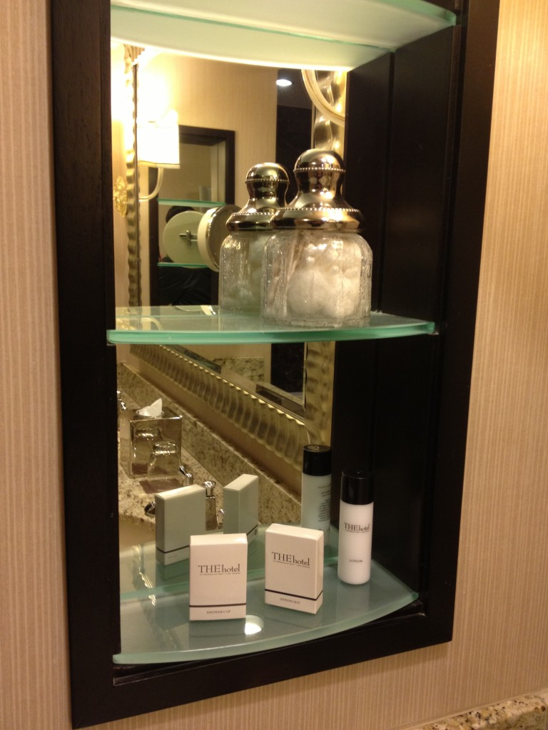 THEhotel bath amenities.