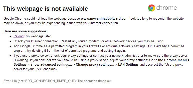 MVD website down