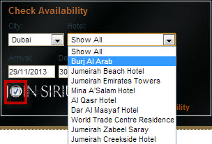 "The check box is there, but the verbiage that says ""Book with Sirius Points"" is hidden when I view the website."