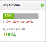 I've never had a problem collecting from Top Cash Back.