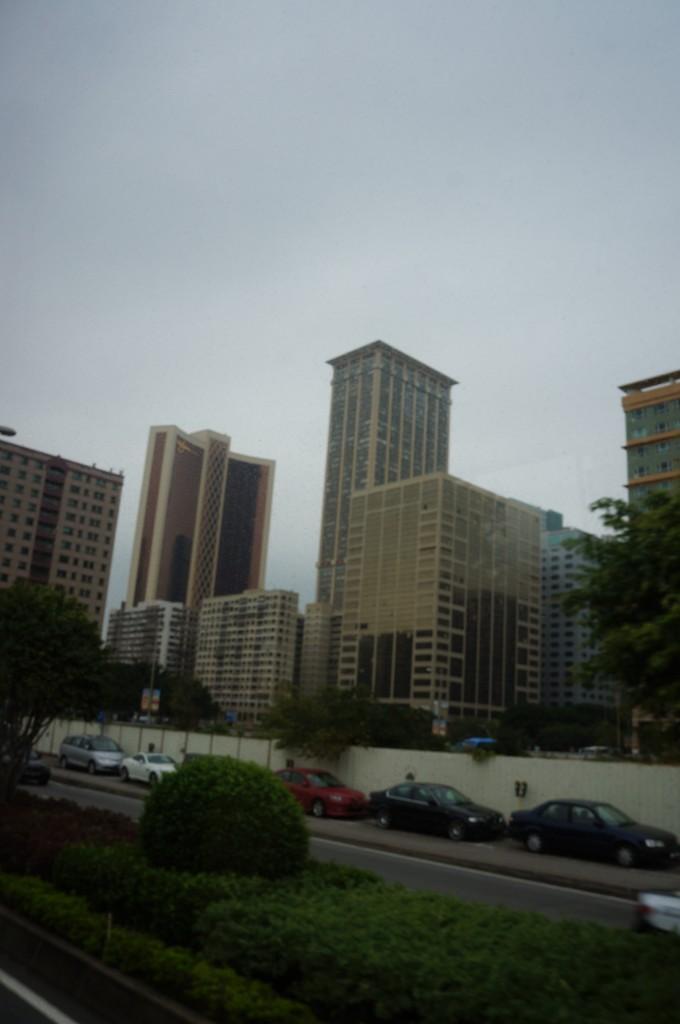 Big buildings...looking good so far!