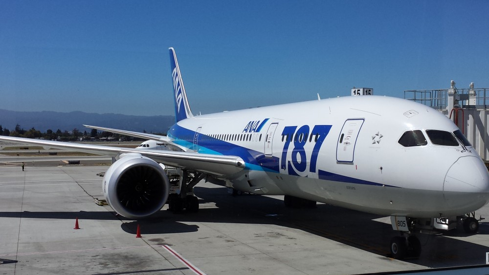 The ANA 787