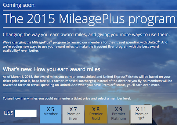 United Airlines Mileage Plus >> United Airlines Wants Your Money Not Your Loyalty Travel