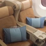 Singapore Airlines' Regional Business Class Seat