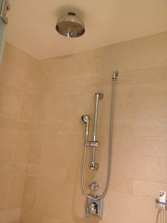 Shower head(s)